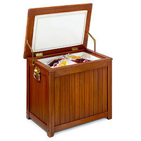 Wood Outdoor Cooler | All Categories | World Market