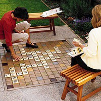 Backyard Scrabble - Sunset.com