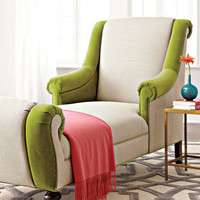 "Haute House ""Milly"" Chaise - Neiman Marcus"