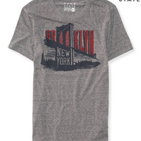 Free State Brooklyn Bridge Graphic T