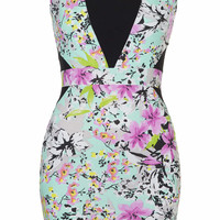 **SAFA BODYCON DRESS BY ANNIE GREENABELLE
