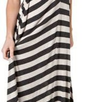 EIGHT SIXTY BOLD STRIPED MAXI DRESS  Womens  Clothing  MAXI Dresses | Swell.com
