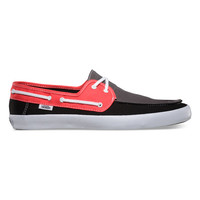 Vans 3 Tone Chauffeur Mens Shoes Grey/Coral/Black  In Sizes