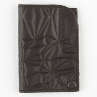 Nixon Thayer Card Wallet Black One Size For Men 23617510001