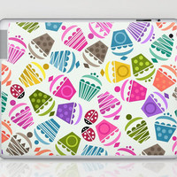CUPCAKES Laptop & iPad Skin by Sharon Turner | Society6