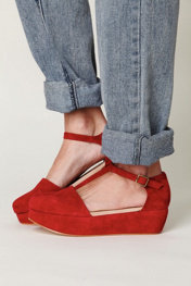 Gee'WaWa Daphne Platform at Free People Clothing Boutique