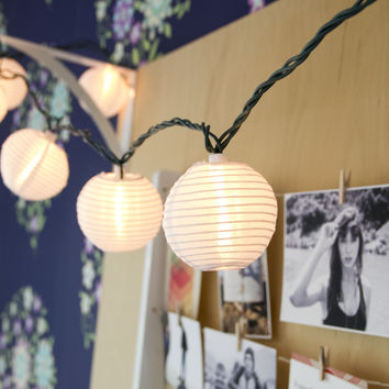 Lantern Garland Lights