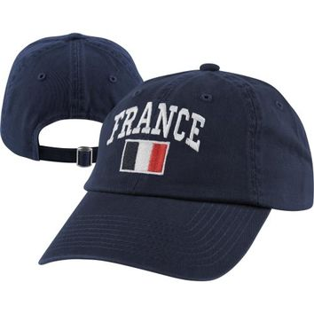 Team France Adjustable Hat
