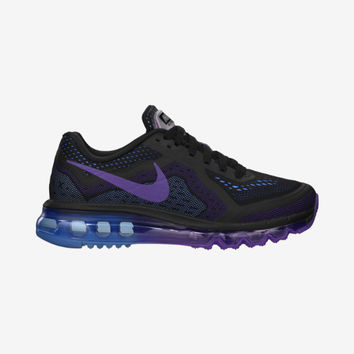 Nike Air Max 2014 Women's Running Shoes - Black