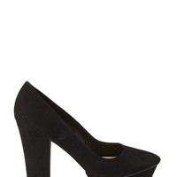 Pointed Platform Pumps