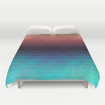 Geometric 08 Duvet Cover by VanessaGF