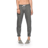 Zine Speckle Charcoal Jogger Pants