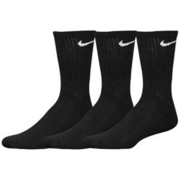 Nike 3 Pk Moisture Management Crew Socks
