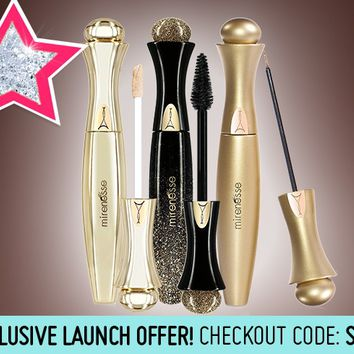 *SP ENTER CODE SP30 Secret Weapon 24hr Supreme Mascara, Primer & Liner - Mirenesse
