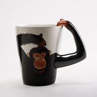 Monkey Mug | Tea Time | World Market