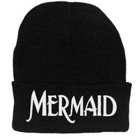 Mermaid Beanie by Yourfashionista