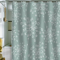 DENY Designs Home Accessories | Rachael Taylor Quirky Motifs Shower Curtain