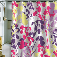DENY Designs Home Accessories | Rachael Taylor Textured Honesty Shower Curtain