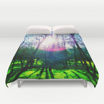 Purity Duvet Cover by DuckyB (Brandi)