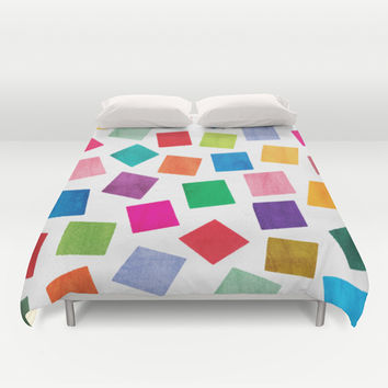 Serendipity Duvet Cover by Nick Nelson | Society6