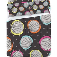 DENY Designs Home Accessories | Rachael Taylor Scribble Shells Sheet Set
