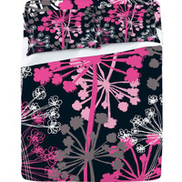 DENY Designs Home Accessories | Rachael Taylor Cow Parsley Sheet Set