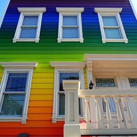 Rainbow home