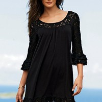 Victoria's Secret - Daytime Jersey Scoopneck Dress