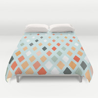 Disconnect Duvet Cover by Tracie Andrews | Society6
