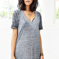 Project Social T Easy V-Neck Tee Dress - Urban Outfitters