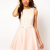 River Island | River Island Dolly Skater Dress at ASOS