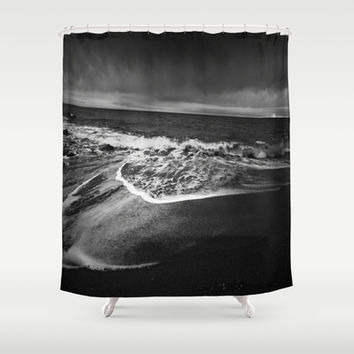 Sea II Shower Curtain by VanessaGF