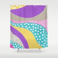Society6 - Fusion Shower Curtain by Nandita Singh