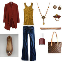 Casual Chic Fall - Polyvore