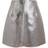 MSGM | Metallic Mini Skirt | Browns fashion & designer clothes & clothing