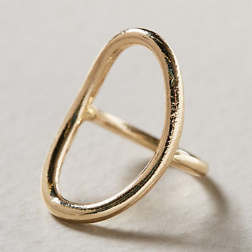 Open Frame Ring