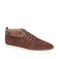 Pull&Bear Chukka Boot with Aztec Trim