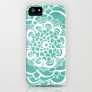 Delicate iPhone & iPod Case by Tangerine-Tane