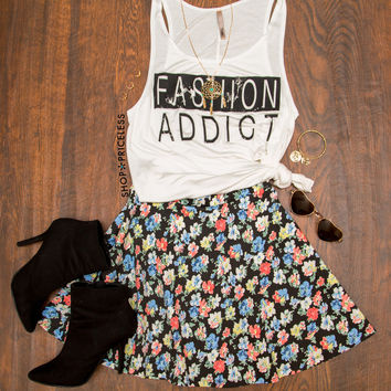 Fashion Addict Top