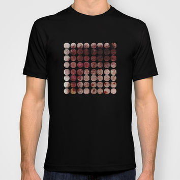 grunge Pattern T-shirt by VanessaGF | Society6