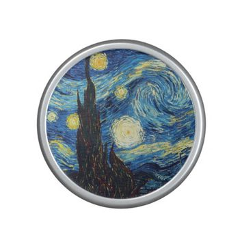 Starry Night Personalized Bluetooth Speaker