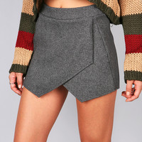Origami Drape Skort | Trendy Bottoms at Pink Ice