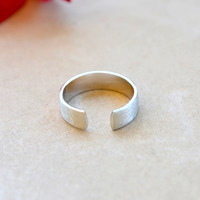 Simple Band Ring - Silver | Shop Civilized