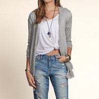 Fallbrook Drapey Knit Cardigan