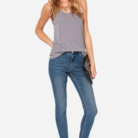 RES Denim Kitty Skinny Dark Wash Jeans