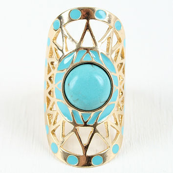 Oversized Wheel Cutout Ring