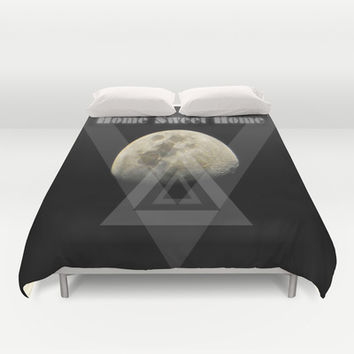 MoonChild Duvet Cover by DuckyB (Brandi)