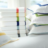 MORGAN 400-THREAD-COUNT SHEET SET