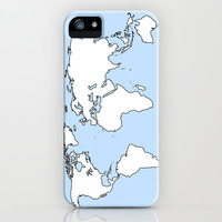 world iPhone & iPod Case by SaraLimaG