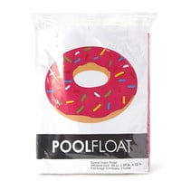 Sprinkled Donut Pool Float